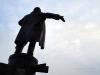 Ленин и ленинская рука