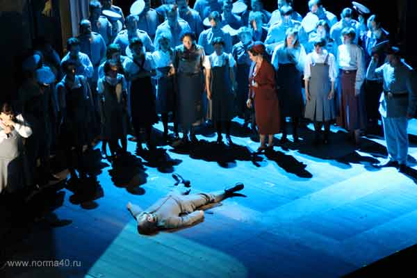 опера «Фауст» в Мариинском театре