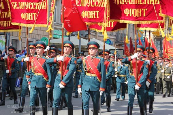 Парад Победы. 9 мая 2013 года