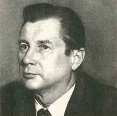 Советский композитор Андрей Яковлевич Эшпай