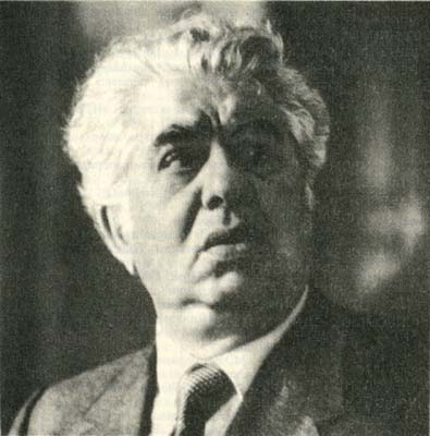 Советский композитор Арам Ильич Хачатурян