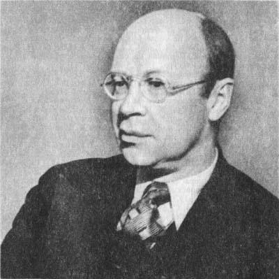 Советский композитор Сергей Сергеевич Прокофьев