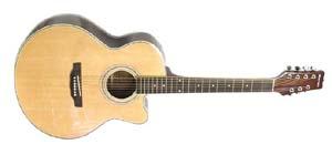 современная семиструнная гитара фирмы «Мартинес»