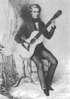 испанский гитарист-виртуоз Дионисио Агуадо