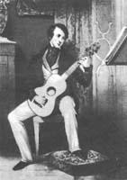итальянский гитарист-виртуоз Маттео Каркасси