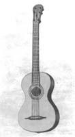 семиструнная гитара времён Сихры и Высотского