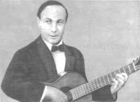 испанский гитарист-виртуоз Эмилио Пухоль