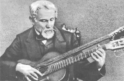 русский гитарист-виртуоз Николай Макаров