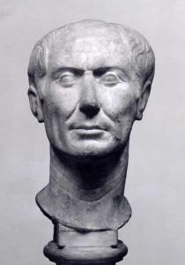 древнеримский диктатор Гай Юлий Цезарь