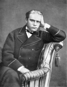 фотография А. Ф. Кони середины 1870-х годов
