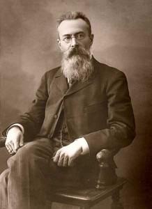 русский композитор Римский-Корсаков