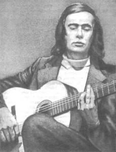 испанский гитарист Пако де Лусия