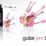 Guitar Pro 5. Логотип